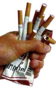 Daftar penyakit akibat rokok