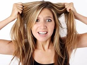 Menghilangkan gatal di rambut