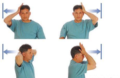 Meredakan rasa sakit leher dan bahuMeredakan rasa sakit pada leher dan bahu