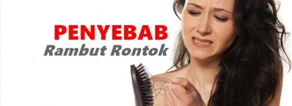 Penyebab rambut rontok dan botak