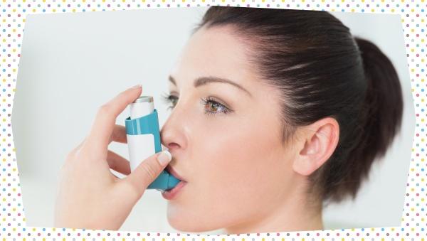 Gejala dan obat penyakit asma