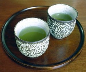 Premium Japanese Green Tea Experience