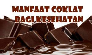 Manfaat minum coklat untuk kesehatan