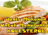 Ikan salmon dapat menurunkan kolesterol jahat