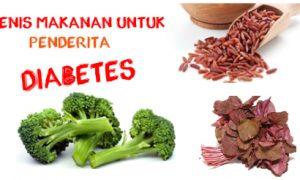 Makanan penderita diabetes yang aman dikonsumsi
