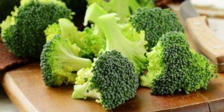 Brokoli dapat untuk kulit putih dan halus