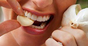 Mengatasi sakit gigi dengan bawang putih