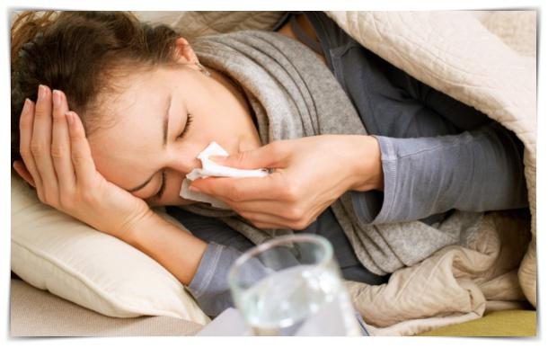 Cara Menyembuhkan Pilek dan Hidung Tersumbat