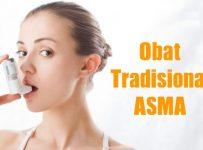 Obat asma tradisional akut