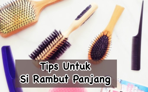 Cara merawat rambut panjang agar tidak mudah rontok
